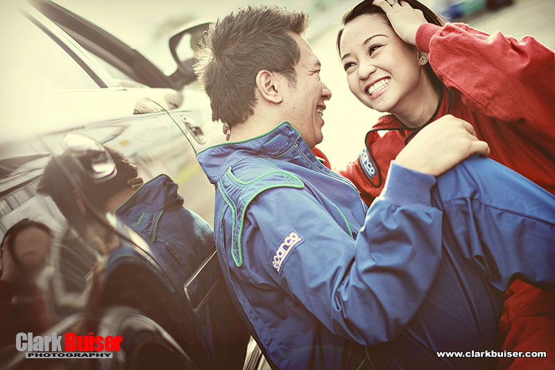 Batangas Racing Circuit Engagement Shoot
