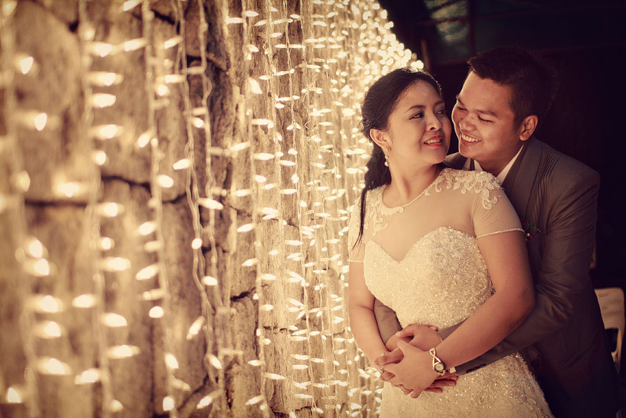 Basilica de Immaculada Concepcion Wedding | Louie & Valen