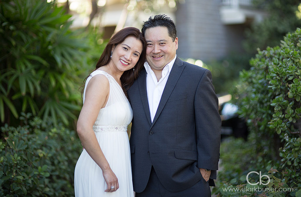 Mark and Leng | Laguna Beach Engagement